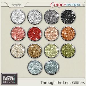 Through the Lens Glitters by Aimee Harrison