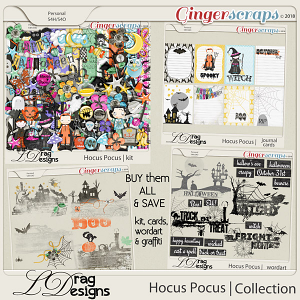 Hocus Pocus: The Collection by LDrag Designs