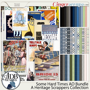 Some Hard Times Add On Bundle by ADB Designs