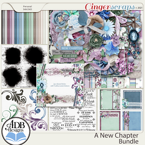 A New Chapter Bundle by ADB Designs
