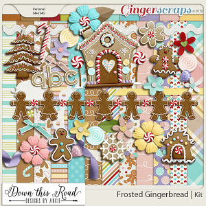 Frosted Gingerbread | Kit