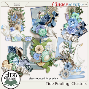 Tide Pooling Clusters by ADB Designs