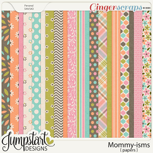 Mommy-isms {Papers} by Jumpstart Designs