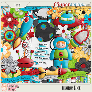 Aiming High Page Kit