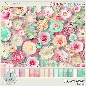 Blown Away Full Kit by Ilonka's Designs