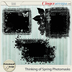 Thinking of Spring Photomasks