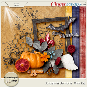 Angels & Demons Mini-Kit