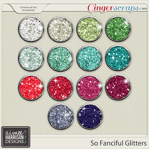 So Fanciful Glitters by Aimee Harrison