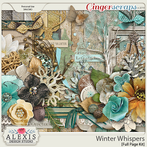 Winter Whispers - Kit