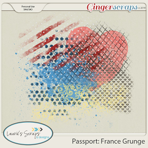 Passport: France Grunge