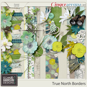 True North Borders by Aimee Harrison