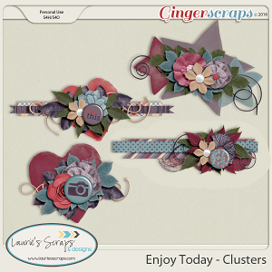 Enjoy Today - Page Clusters