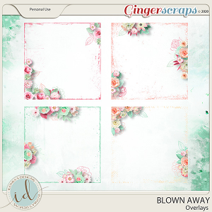 Blown Away Overlays by Ilonka's Designs