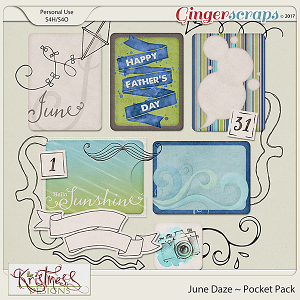 June Daze Pocket Pack