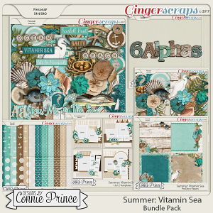 Vitamin Sea- Core Bundle