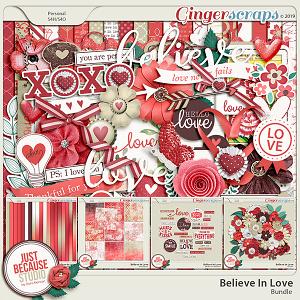 Believe In Love Bundle by JB Studio