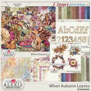 When Autumn Leaves - Collection