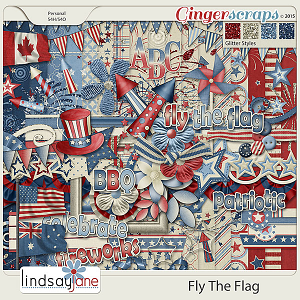 Fly The Flag by Lindsay Jane