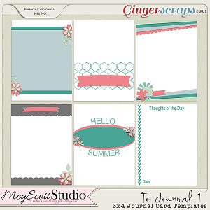 To Journal Templates 1