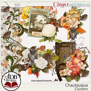 Chautauqua Clusters by ADB Designs