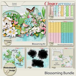 Blossoming Bundle