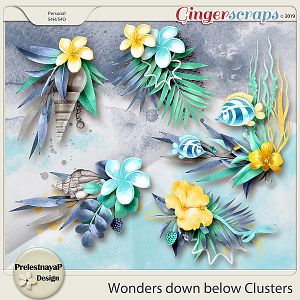 Wonders down below Clusters