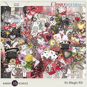 It's Magic Kit by Karen Schulz