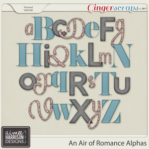 An Air of Romance Alpha Sets by Aimee Harrison