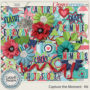 Capture the Moment - Kit