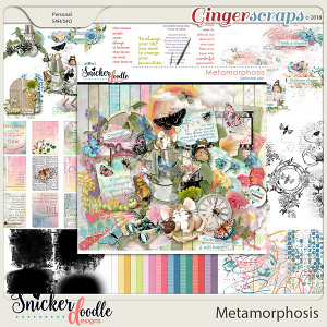 Metamorphosis Collection by Snickerdoodle Designs