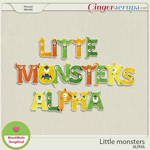 Little monsters - alpha