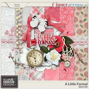 A Little Formal Mini Kit by Aimee Harrison
