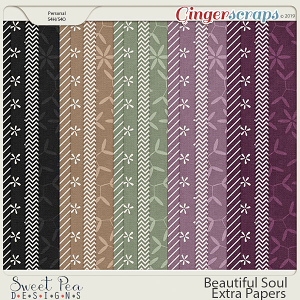 Beautiful Soul Extra Papers