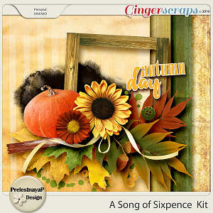 Song of Sixpence Mini-Kit