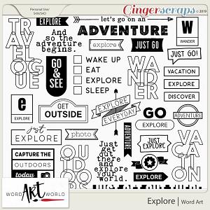 Explore Word Art