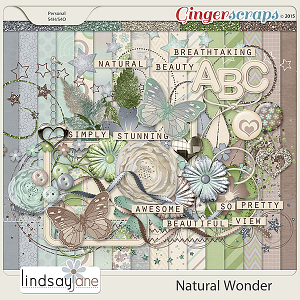 Natural Wonder by Lindsay Jane