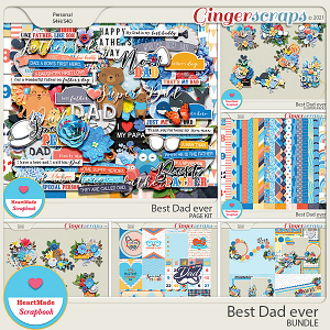 Best Dad ever - bundle