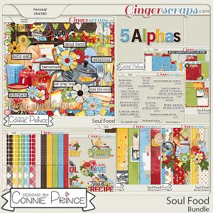 Soul Food - Bundle by Connie Prince