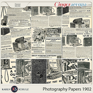 Photography Papers by Karen Schulz