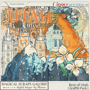 Best of Utah (graffiti pack)
