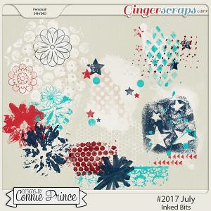 #2017 July - Inked Bits