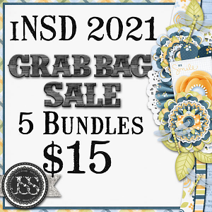 Build Your Own Grab Bag Bundles iNSD 2021  by Just So Scrappy
