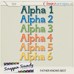 Father Knows Best Alphas