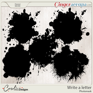Write a letter-Photomask