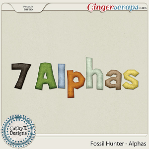 Fossil Hunter - Alphas