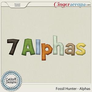 Fossil Hunter - Alphas
