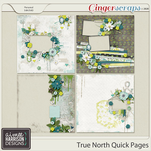 True North Quickpages by Aimee Harrison