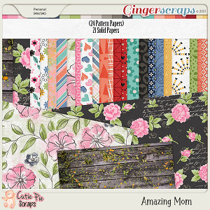 Amazing Mom Papers