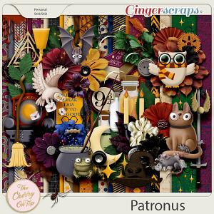 The Cherry On Top:  Patronus Kit