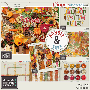 Mulled Collection by Aimee Harrison